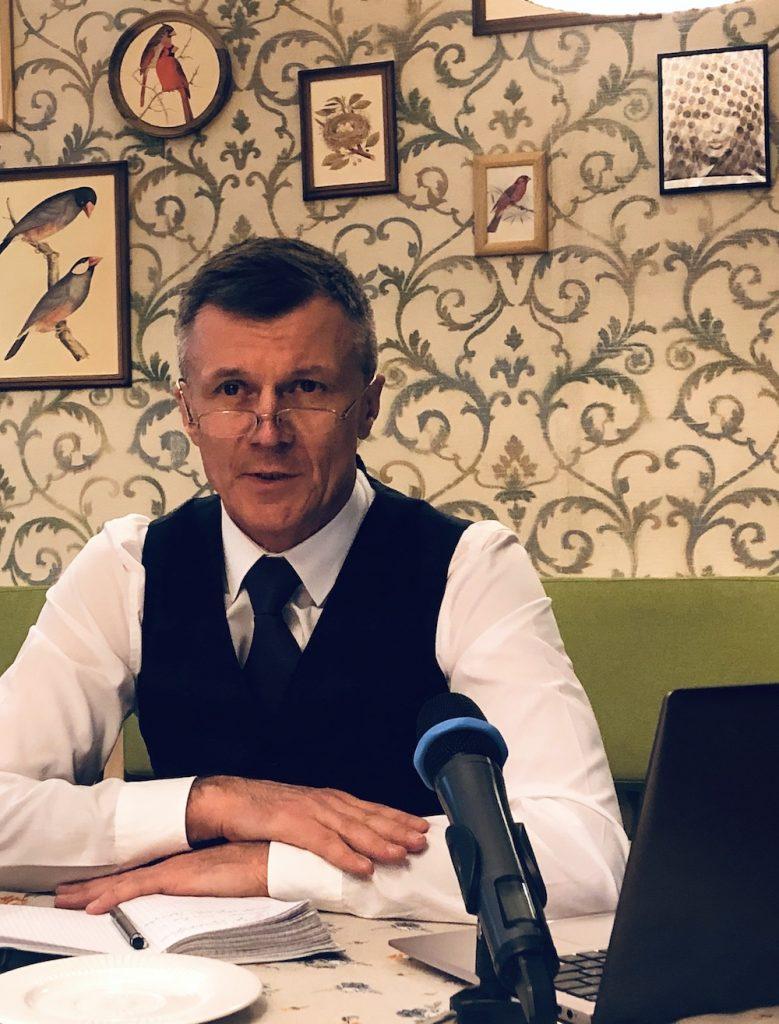 спорт, стратегия, Украина, развитие, план, Заместитель министра спорта Владимир Шумилин