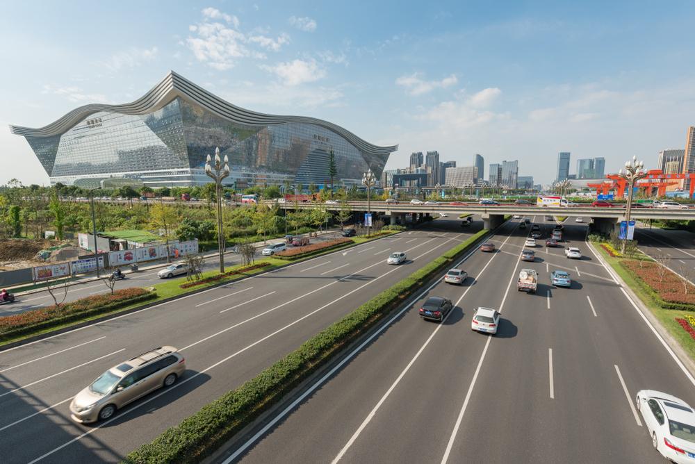 New Century Global Center, Китай, Ченду
