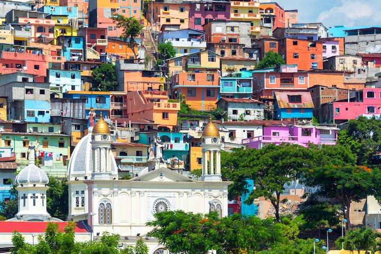 Эквадор, эмиграция 2019, рейтинг стран, пмж, внж