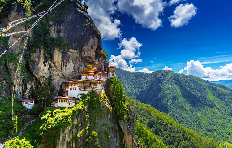 Тактшанг Гоемба, монастырь тигровых гнезд, Бутан, Лучшие страны для отдыха