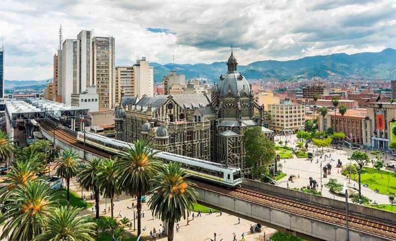 Medellín, Колумбя