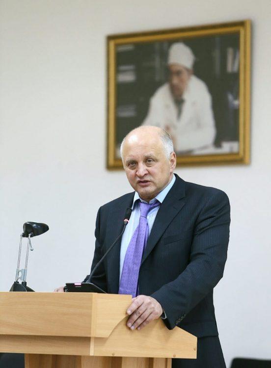 інститут Шалімова, Шалімовські дні, онкологія, лікар Усенко