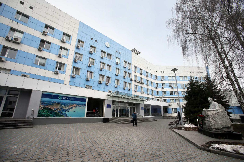 Інститут Шалімова: з 10 тисяч операцій щороку, майже 8 тисяч – онкологія