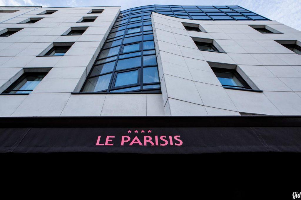 Le Parisis, отели Парижа