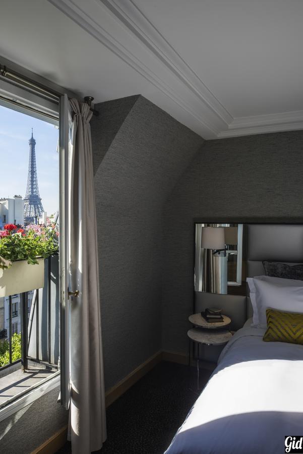 Sofitel Paris Baltimore Tour Eiffel Hotel, отели Парижа, отели с видом на Эйфелеву башню, Париж, Франция, вид из окна