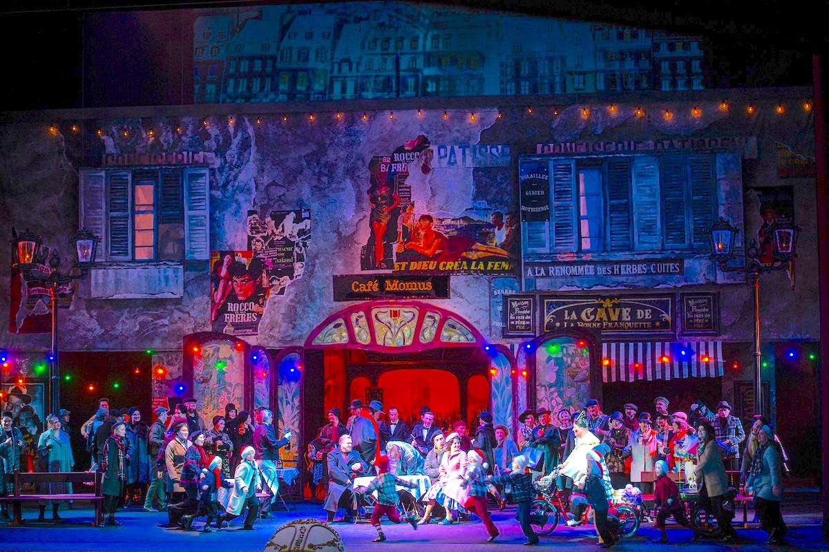 Что стоит увидеть в марте в Национальной опере – афиша LifeГида