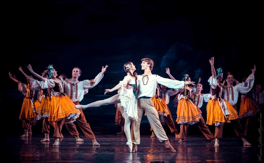 балет, афиша, Киев, в марте в Национальной опере Украины, Лилея, Шевченко, Кобзарь