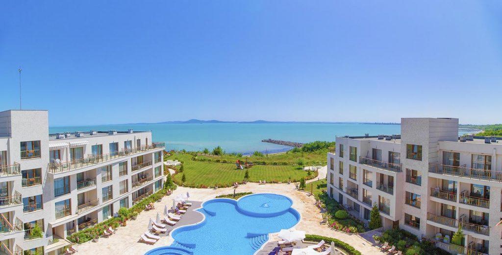 Бургас, Болгария Diamond Beach Apartments