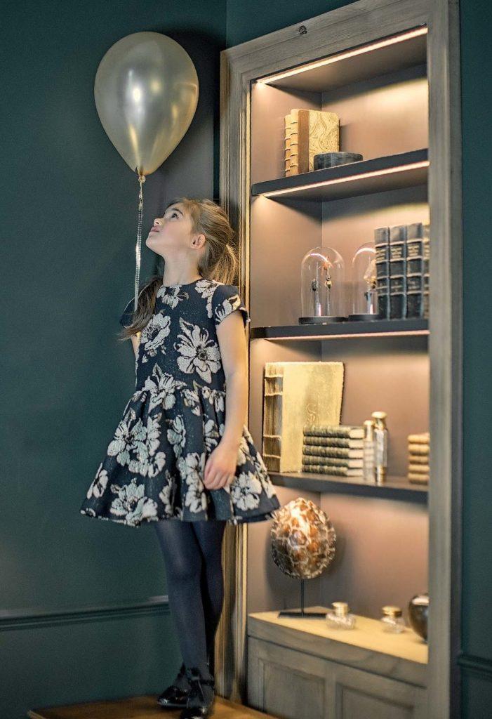 Tartine et Chocolat, мода, бренд, детская мода, показы, образ, стильный наряд, стиль