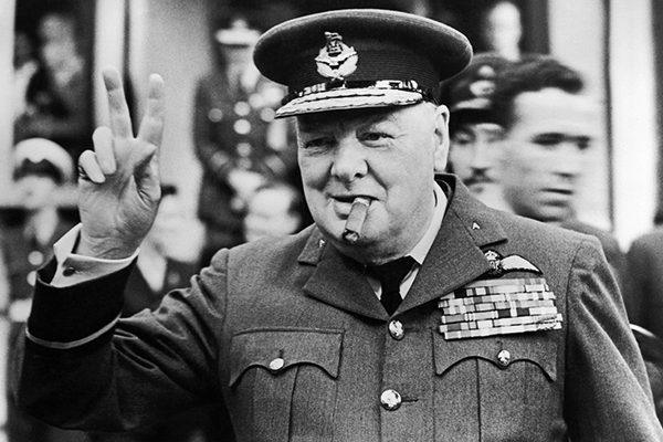 Черчилль и сигара, история табака, курение