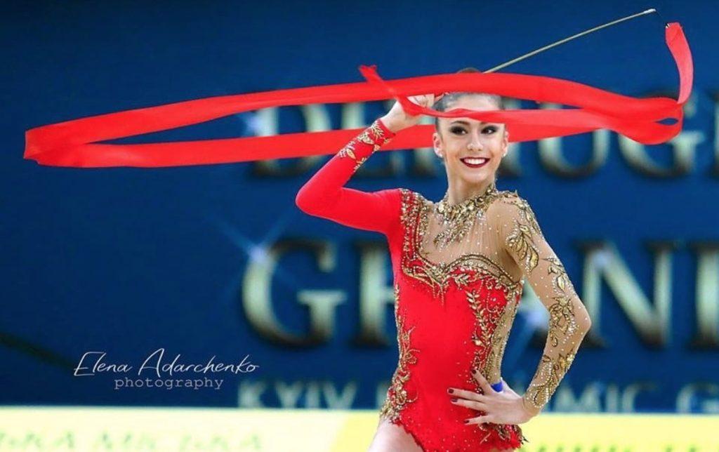 Украинские гимнастки, Ева Мелещук, спорт