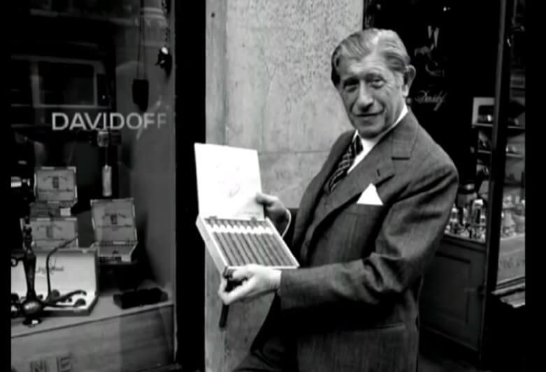 Зино Давидофф, история табака, сигары, магазин