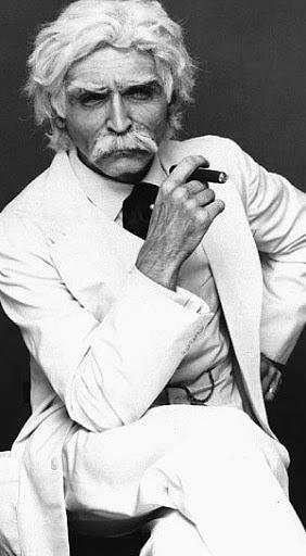 марк Твен, сигары, курильщик, история табака, писатель