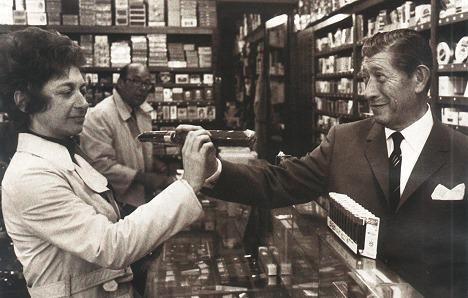 Зино Давидофф, история табака, сигары, продавец