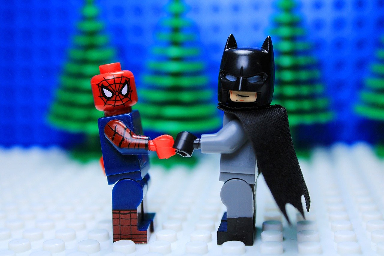 Ігри для всієї сім'ї – ідеї від LEGO