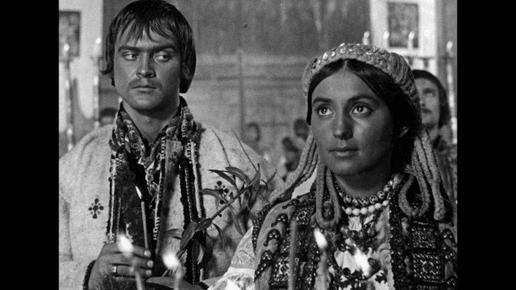 Тіні забутих предків, Параджанов, фильм. кадр