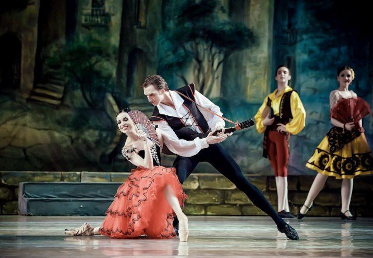 Дон Кихот, афиша на декабрь 2020, национальная опера Украины