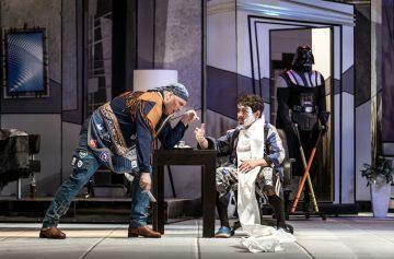 афиша на декабрь 2020, национальная опера Украины, Севильский цирюльник