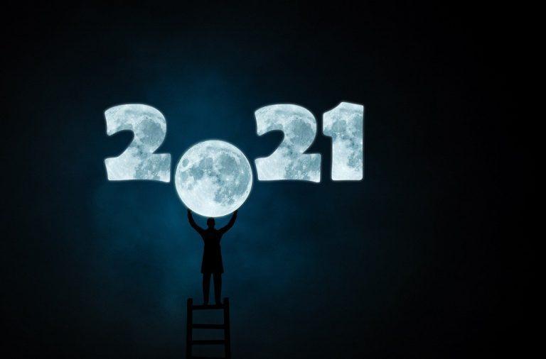 2021, Новый год, Год Быка, прогноз