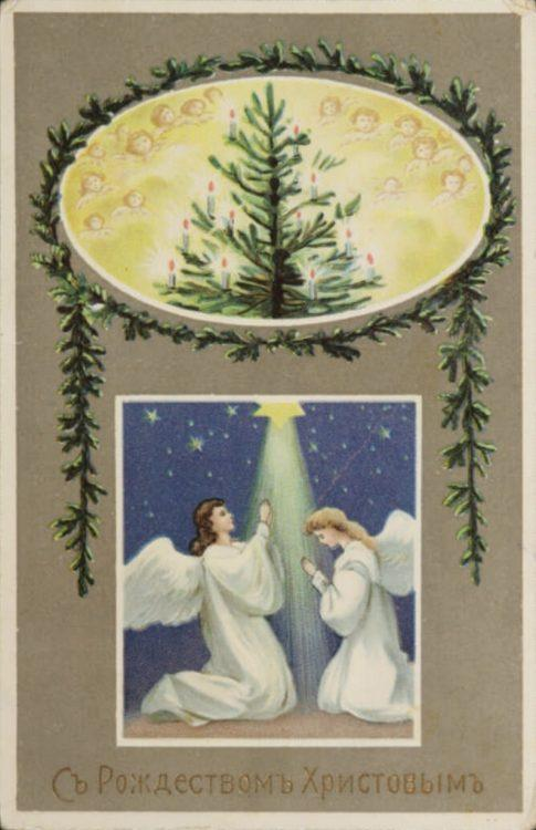 рождество, открытки, поздравления