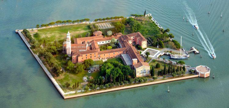 Венеция, монастырь святого Лазаря