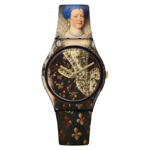 Лувр открыл онлайн-магазин, часы
