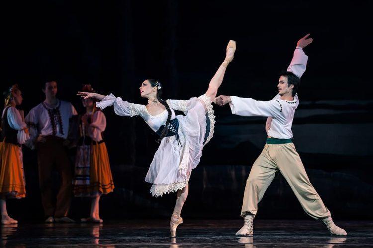 афиша на март 2021, балет, Национальная опера, Лилея, Кухар, Стоянов