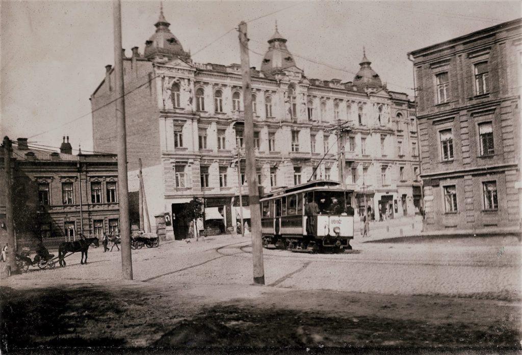 История Киева – улица Богдана Хмельницкого
