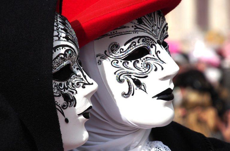 20 секретов настоящего итальянца, карнавал, маски, Венеция