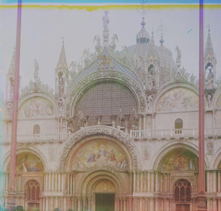 Венеция, историческое фото, Сергей Горский