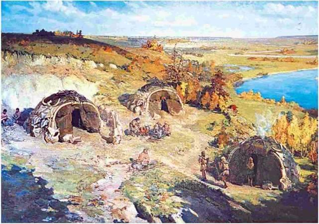 Стоянка Королёво, Закарпатье