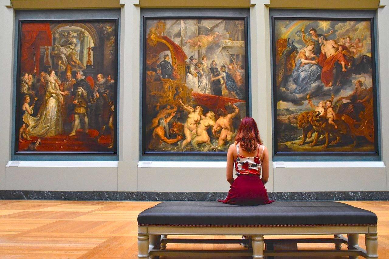 Музеи мира – рейтинг лучших инстаграм-коллекций искусства