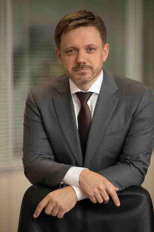 Евгений МЕЦГЕР, Человек года 2020, Финансист года