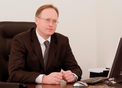 Человек года 2020, Виталий ЗИННИКОВ, Финансист года