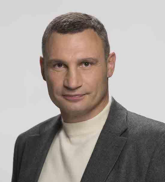 Мэр года, Виталий Кличко, Киев