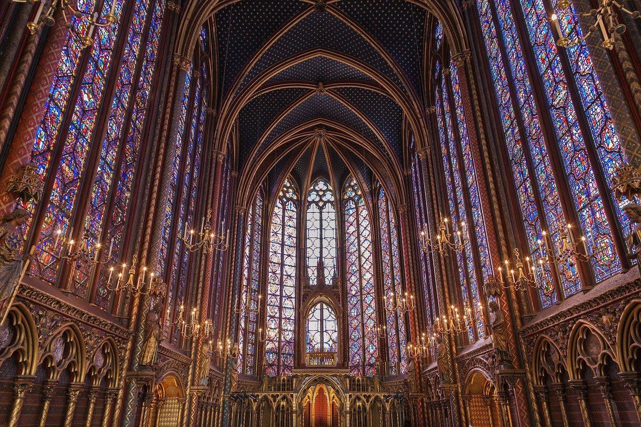 Христианские святыни Парижа и окрестностей