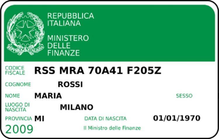 Codice Fiscale, Италия, купить жилье в Италии
