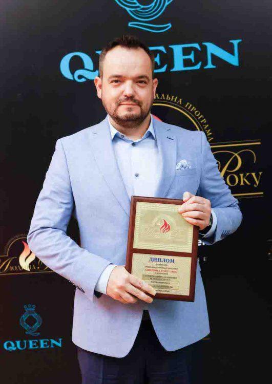 Василий Голованов, Человек года