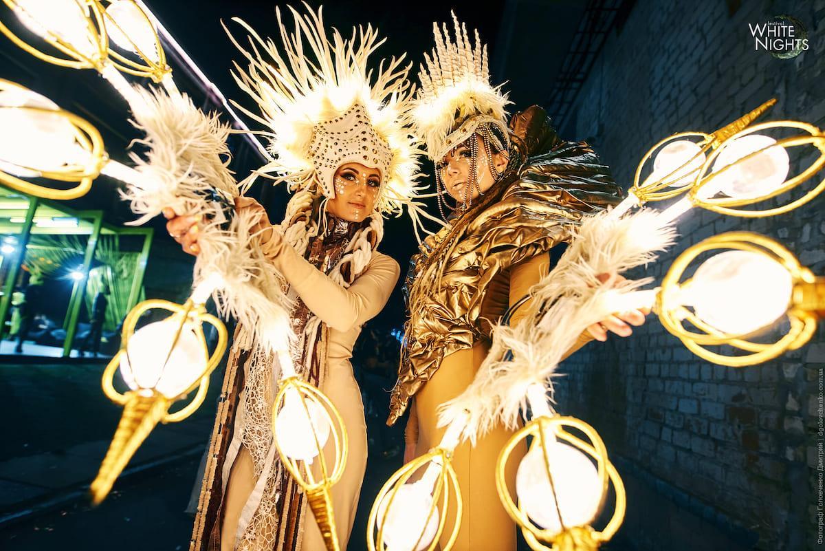 WHITE NIGHTS вернулись в Киев — фишки фестиваля и звездные гости