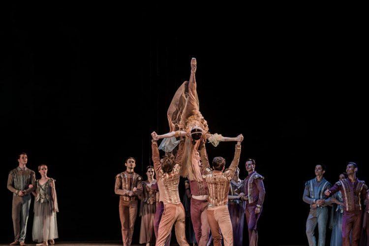 Данте, Беатриче, балет, Киев, опера