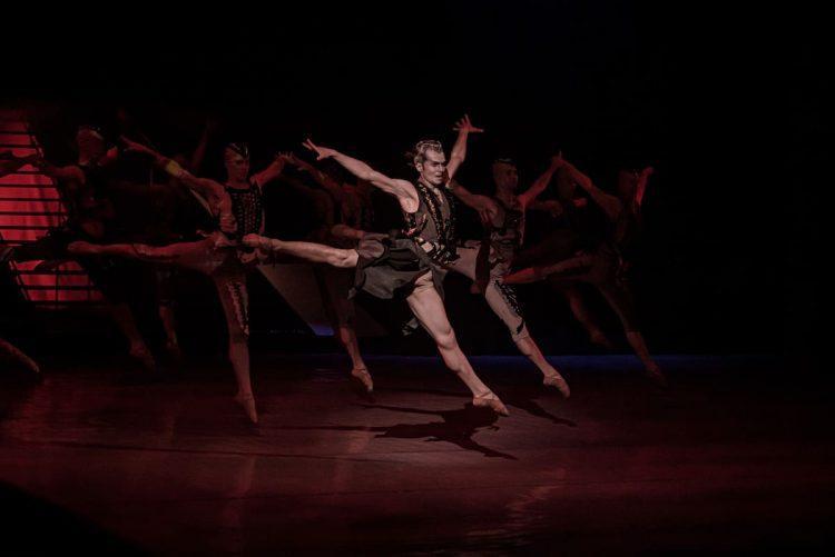Данте, Вергилий, балет. Киев, Нетруненко