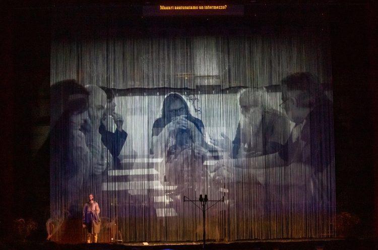 La Traviata, технології