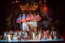 La Traviata, сцена, Одеса