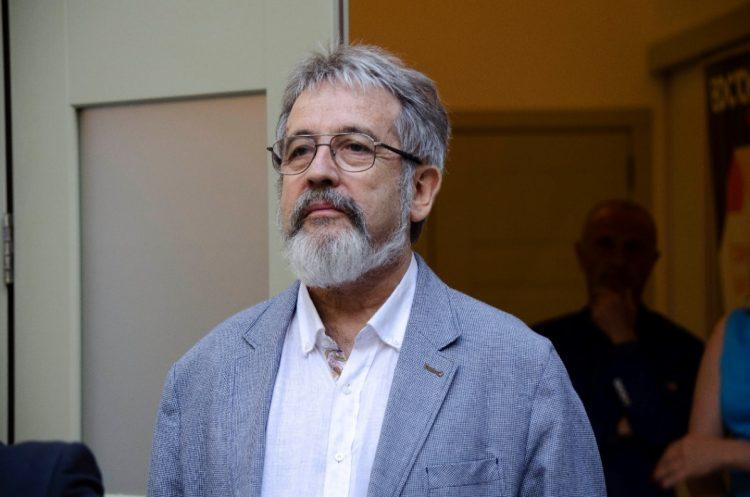 Семен Кантор, директор Музею сучасного мистецтва Одеси