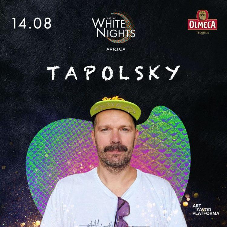 Tapolsky, музыка, Киев