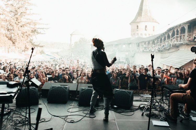 Respublica FEST, афиша, фестиваль, украина, певица, сцена