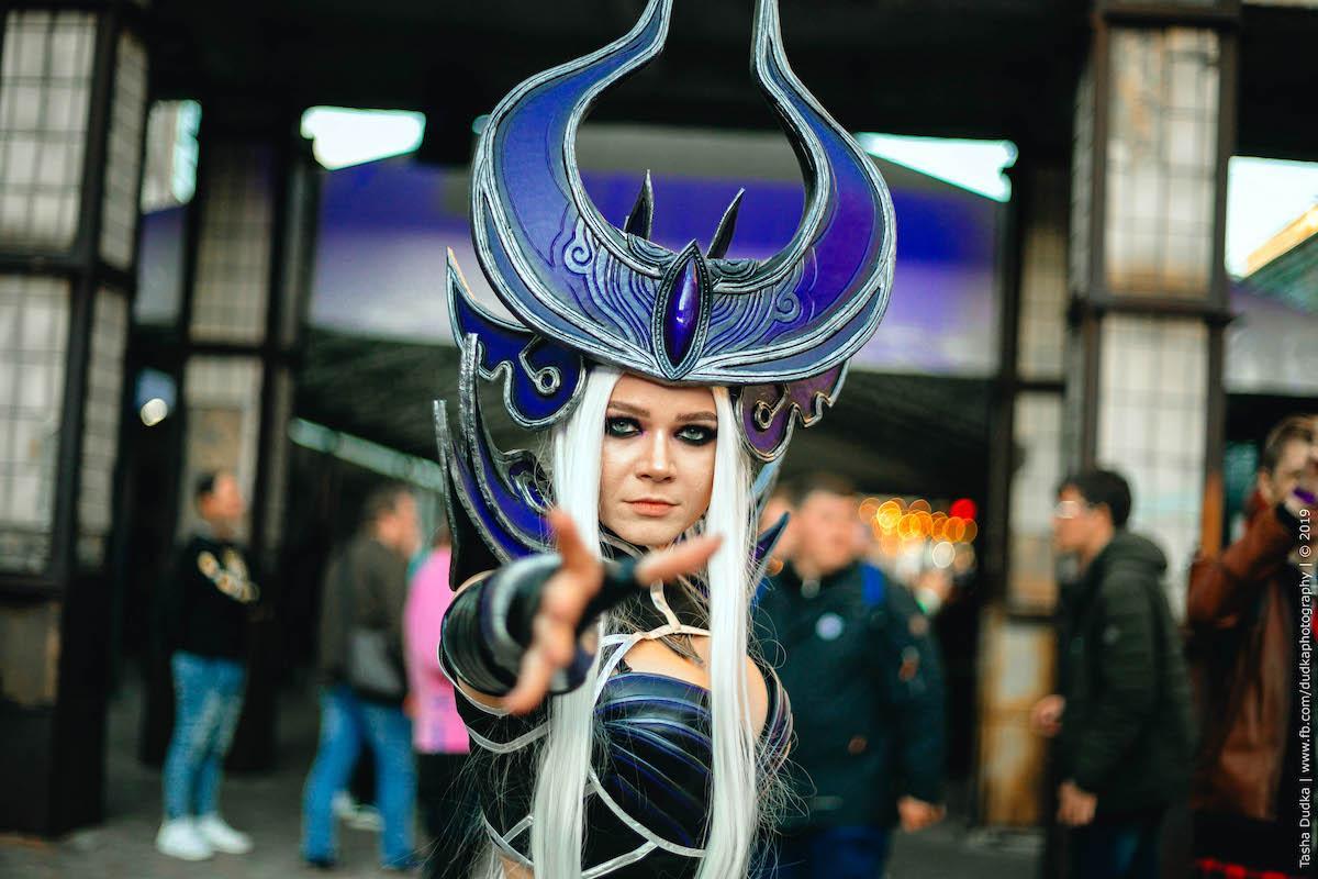 Comic Con Ukraine 2021 – новые детали самого ожидаемого фестиваля поп-культуры