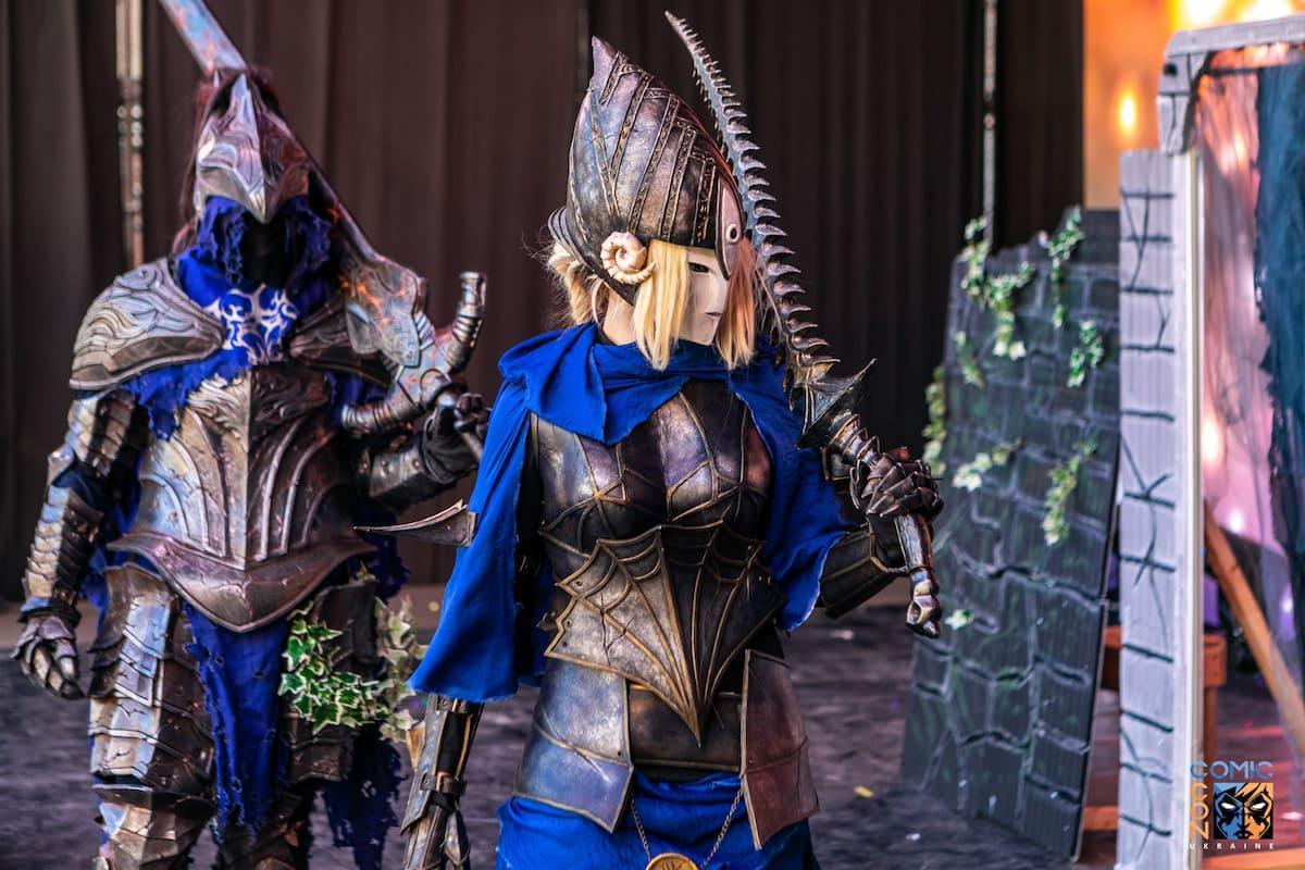Comic Con Ukraine дарит шанс покорить знаменитый фестиваль в Японии