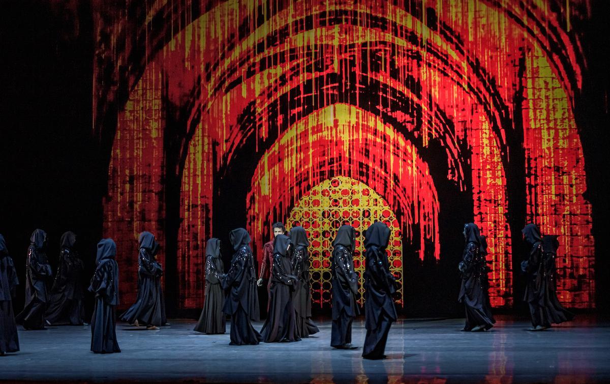 "Опера в сентябре – ""Кармен"", ""Макбет"", ""Данте"" и ""Воскресение"" Малера"