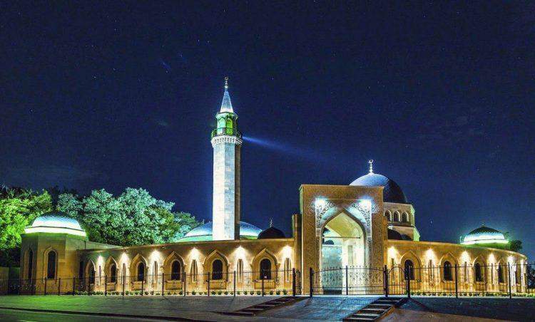 Киев, мечеть